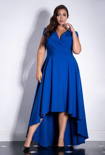 4694ccc636 Selena chabrowa PLus Size - Premium - Sklep internetowy ByLola