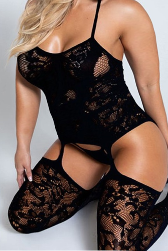 Bodystocking plus size DIANA  ( r.44-56)