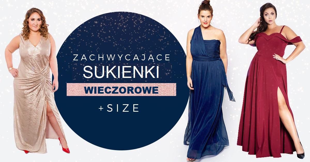 5fe5b6abdc SUKIENKI WIECZOROWE  weselne  SUKIENKI NA WESELE · sukienki +size ...