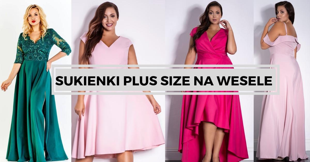 5e15d6c62b Odzież dla puszystych - Moda plus size i sukienki XXL - Sklep ...